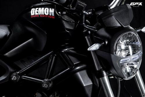 """Ngắm 2016 GPX Racing ấn phẩm """"đen quỷ"""" dũng mãnh - 3"""