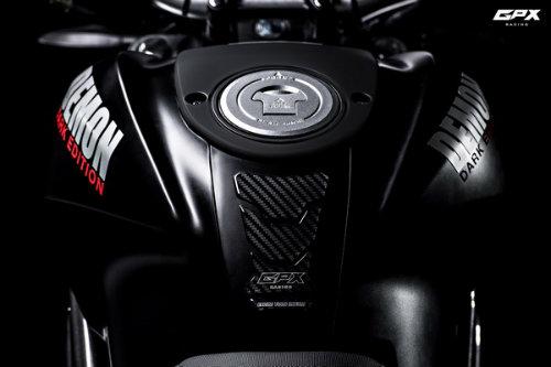 """Ngắm 2016 GPX Racing ấn phẩm """"đen quỷ"""" dũng mãnh - 4"""