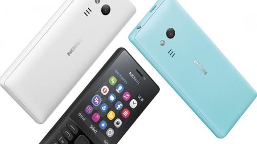 Điện thoại giá rẻ Nokia 216 chính thức ra mắt - 2