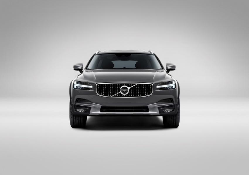 Volvo V90 Cross Country mới - Cải thiện khả năng off-road - 4
