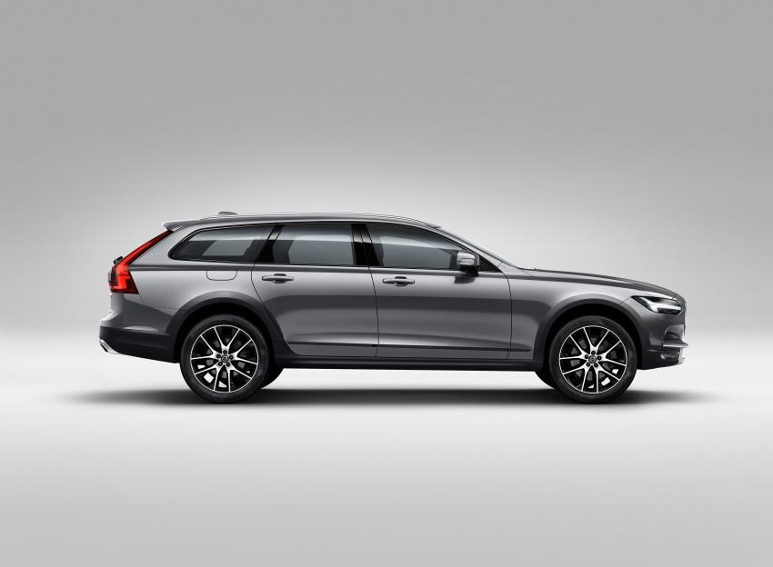 Volvo V90 Cross Country mới - Cải thiện khả năng off-road - 3