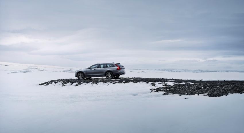 Volvo V90 Cross Country mới - Cải thiện khả năng off-road - 2
