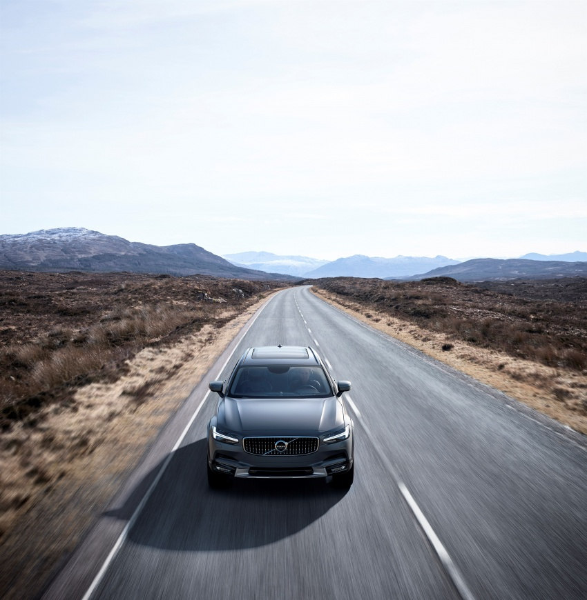 Volvo V90 Cross Country mới - Cải thiện khả năng off-road - 5