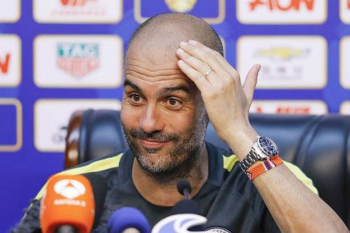 Man City: Toàn thắng 8 trận, Guardilola bỗng muốn thua - 1