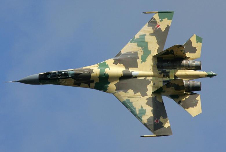 """Chiến đấu cơ Su-35 Nga """"sợ"""" tiêm kích nào của Mỹ? - 1"""