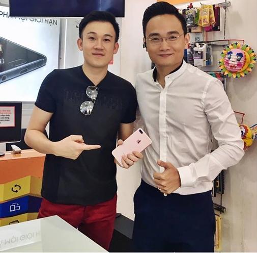 9 sao Việt sở hữu iPhone 7 đầu tiên - 7