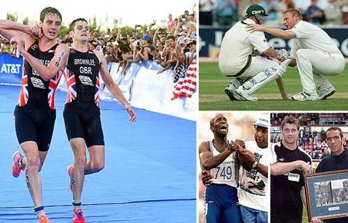 """Bật khóc với 10 tình huống thể thao chơi đẹp """"hết nấc"""" - 1"""