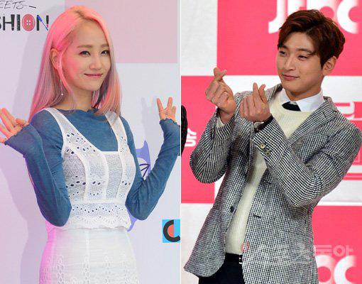 """Thành viên Wonder Girls yêu """"phi công trẻ"""" nhóm 2AM - 1"""