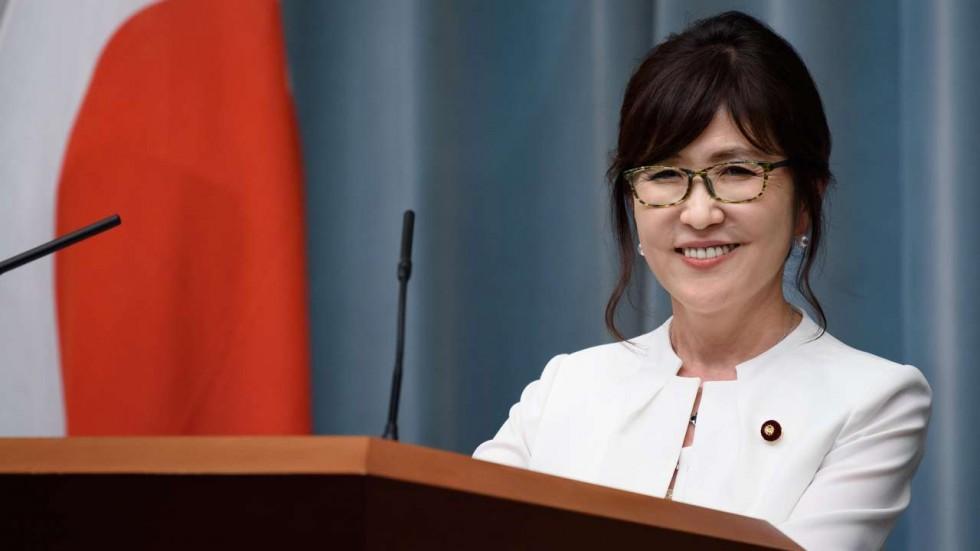 Bất ngờ tài sản kếch xù của nữ Bộ trưởng Quốc phòng Nhật - 1