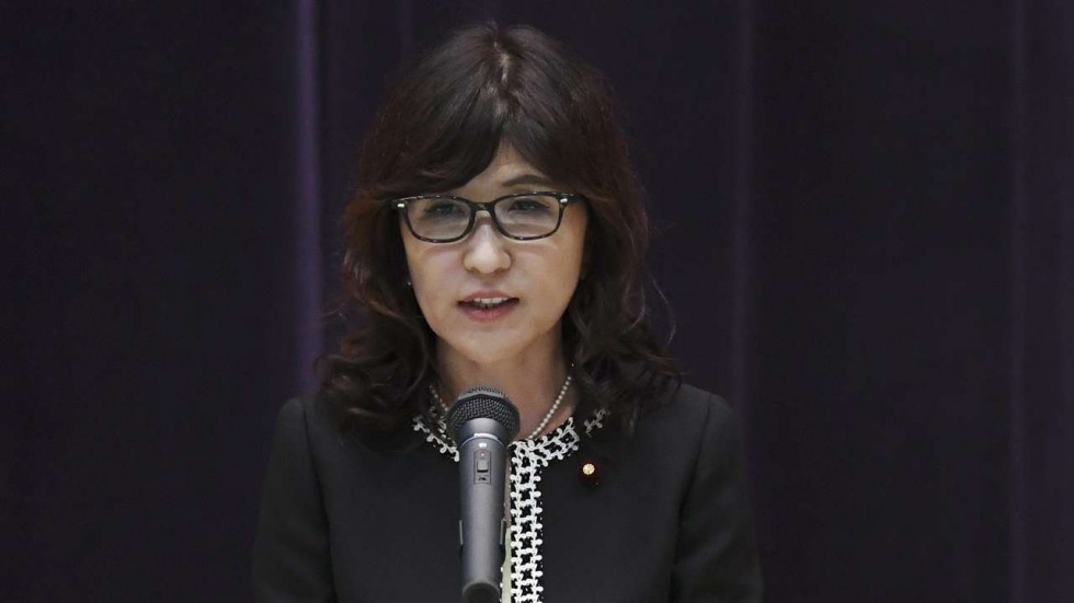 Bất ngờ tài sản kếch xù của nữ Bộ trưởng Quốc phòng Nhật - 2