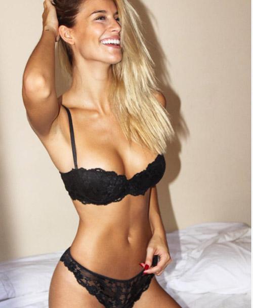 Người tình tin đồn mới của CR7 sexy không thua Irina Shayk - 5