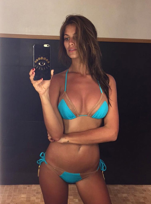 Người tình tin đồn mới của CR7 sexy không thua Irina Shayk - 12