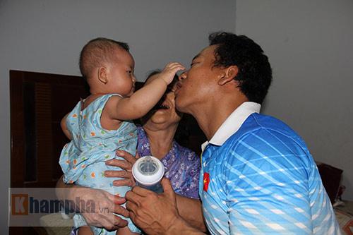 HCV Paralympic Lê Văn Công & niềm vui bình dị - 2
