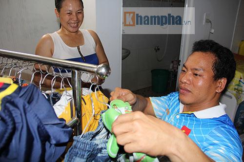 HCV Paralympic Lê Văn Công & niềm vui bình dị - 3