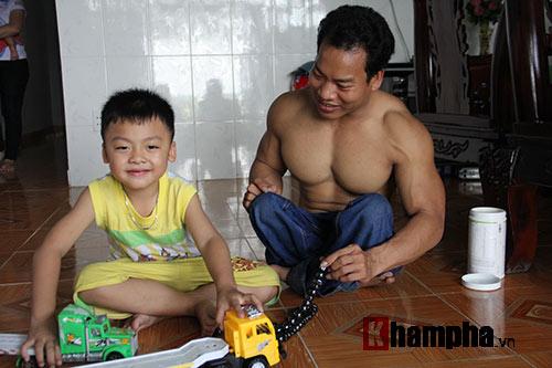 HCV Paralympic Lê Văn Công & niềm vui bình dị - 8