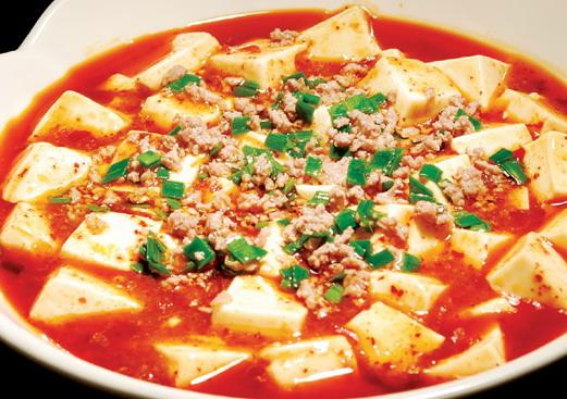 Bữa trưa giản tiện với đậu hũ non sốt chua cay - 2