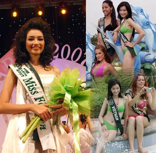 """Ảnh bikini """"hot"""" của 8 người đẹp từng thi Miss Earth - 6"""