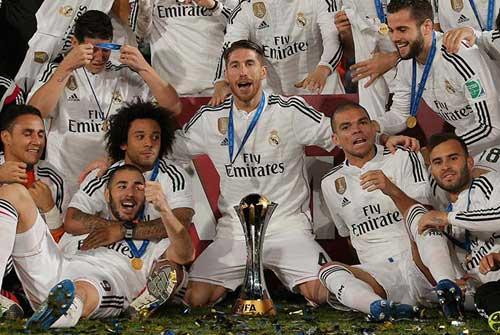 Real dễ thở ở bán kết FIFA Club World Cup - 1