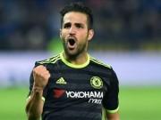 Chelsea: Fabregas tỏa sáng, Conte chưa hứa trọng dụng