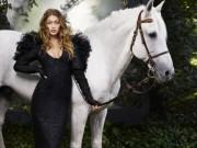 Thời trang - Gigi Hadid hóa công chúa đẹp mộng mị