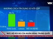 """Tài chính - Bất động sản - Ngành ngân hàng TQ có thể """"vỡ nợ"""" trong vòng 3 năm tới"""