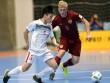 """Futsal Việt Nam - Nga: Không có thêm """"địa chấn"""""""