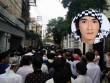 Hàng nghìn người xuống đường tiễn biệt Minh Thuận