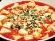 Bữa trưa giản tiện với đậu hũ non sốt chua cay