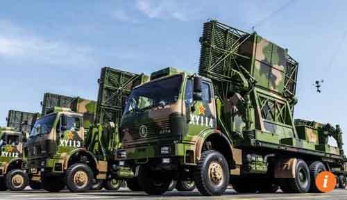 Bất ngờ với radar TQ soi máy bay tàng hình cách 100 km - 3