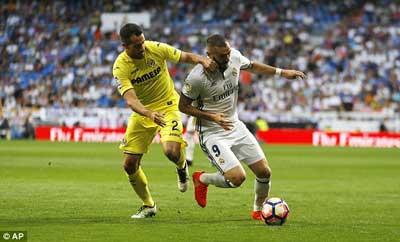 Chi tiết Real Madrid - Villarreal: Chiến đấu kiên cường (KT) - 3