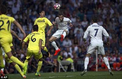 Chi tiết Real Madrid - Villarreal: Chiến đấu kiên cường (KT) - 4