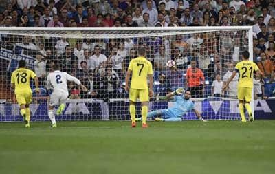 Chi tiết Real Madrid - Villarreal: Chiến đấu kiên cường (KT) - 5