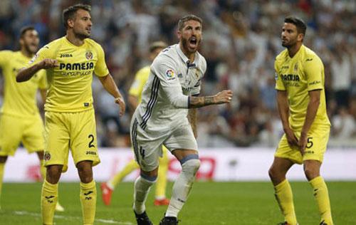 Real Madrid – Villarreal: Chặn đứng kỉ lục - 1