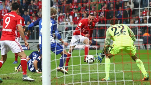 Bayern Munich - Hertha Berlin: Đau khổ vì tiki-taka - 1