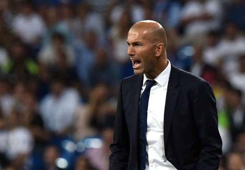 Real đứt mạch thắng, Zidane chê học trò khởi đầu ì ạch - 1