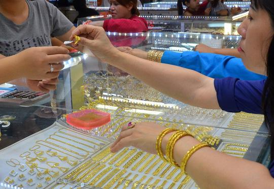 Không cấm nhập nguyên liệu sản xuất vàng nữ trang - 1