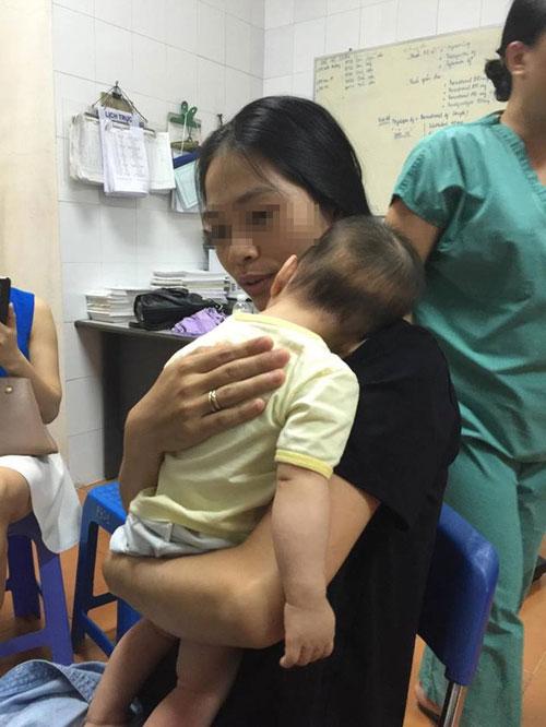 Lạ lùng bé 1 tuổi khóc như tiếng mèo kêu - 2