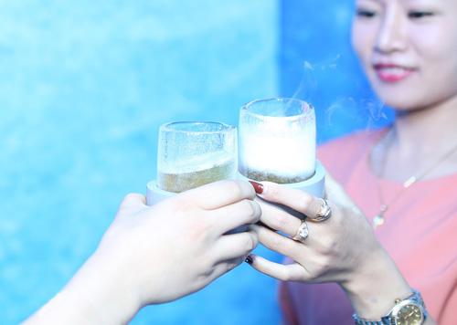Giới trẻ Hà Nội thích thú với chuỗi hoạt động mát lạnh sảng khoái - 2