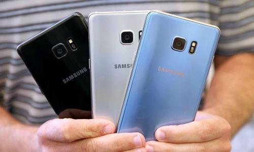 """Samsung đã bắt đầu bán lại Galaxy Note 7 phiên bản """"an toàn"""" - 1"""