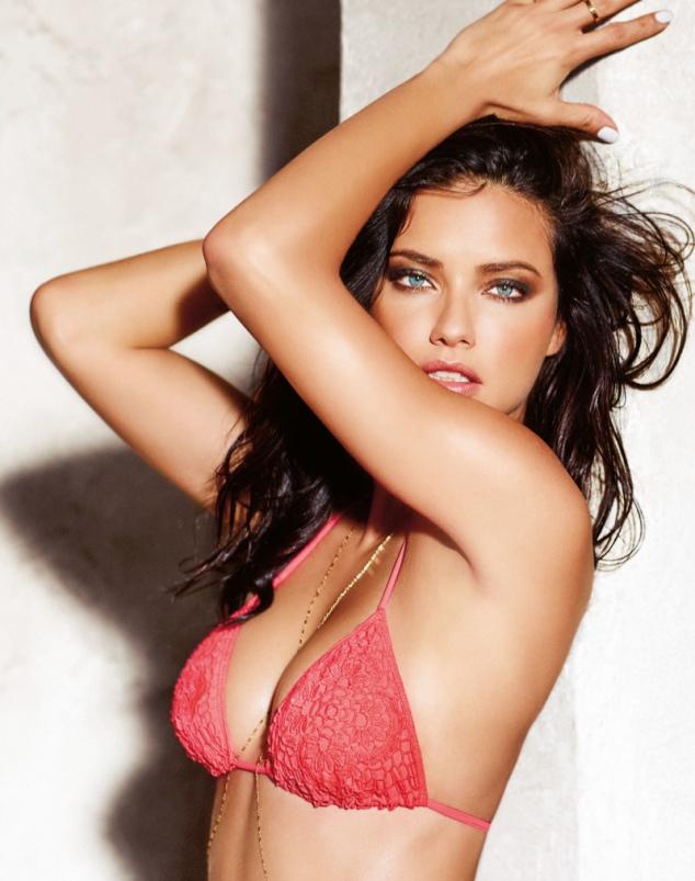 Hãy quyến rũ chàng bằng vòng eo thon gọn như Adriana Lima - 5