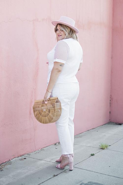 Quý cô này nói rằng béo mấy cũng phải mặc đẹp! - 5