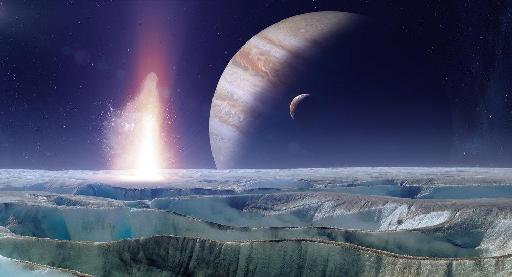 Sắp công bố phát hiện chấn động về Mặt trăng Europa - 1