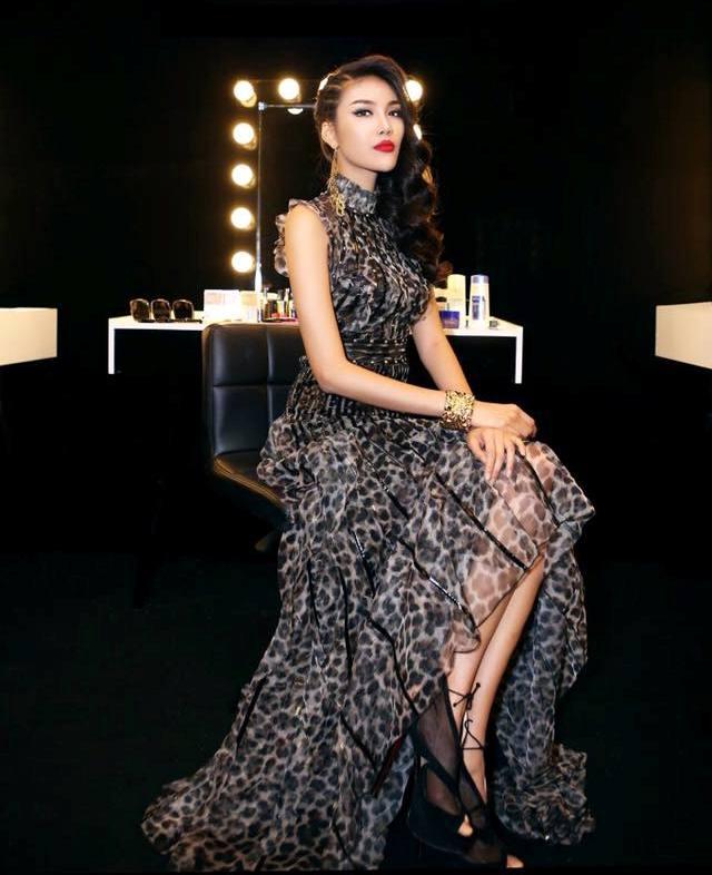 Sau The Face, Lan Khuê lại hút fan với Miss thời trang - 1