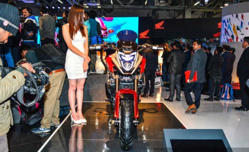 2017 Honda CMX500 lộ diện hình hài đi vào sản xuất - 1