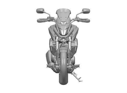 2017 Honda CMX500 lộ diện hình hài đi vào sản xuất - 3