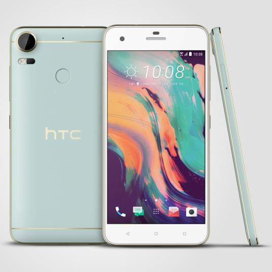 Bộ đôi HTC Desire 10 Pro, Lifestyle trình làng - 3