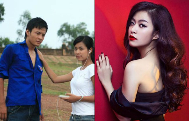 """Hồng Đăng và & nbsp;Hoàng Thùy Linh cũng từng hợp tác ăn ý trong  """" Nhật ký Vàng Anh phần 2 """" ."""