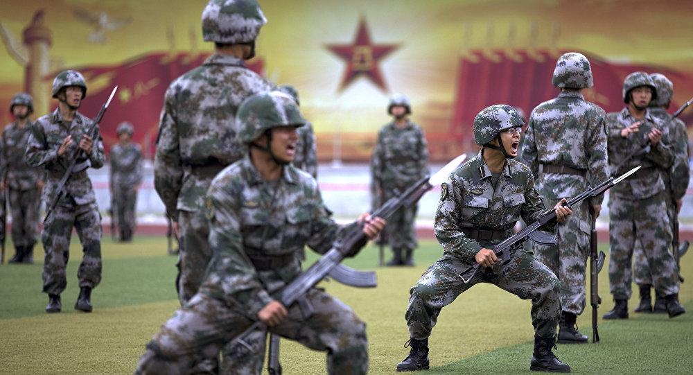Sức mạnh quân sự TQ thách thức Mỹ trên khắp thế giới - 2
