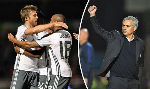 "MU: ""Bí kíp"" mới để Mourinho giúp Pogba tỏa sáng - 2"