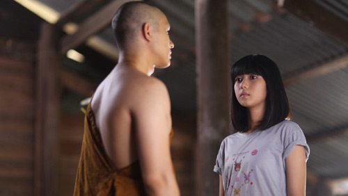 Sốc với bộ phim tôn giáo Thái Lan có cảnh quay nhạy cảm - 1